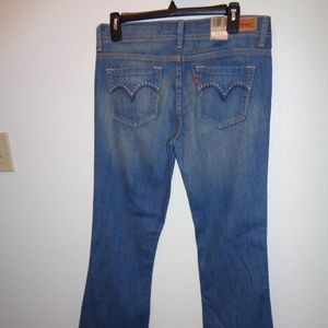 Juniors Levi's Genuinely Crafted Jeans Size 11 NWT